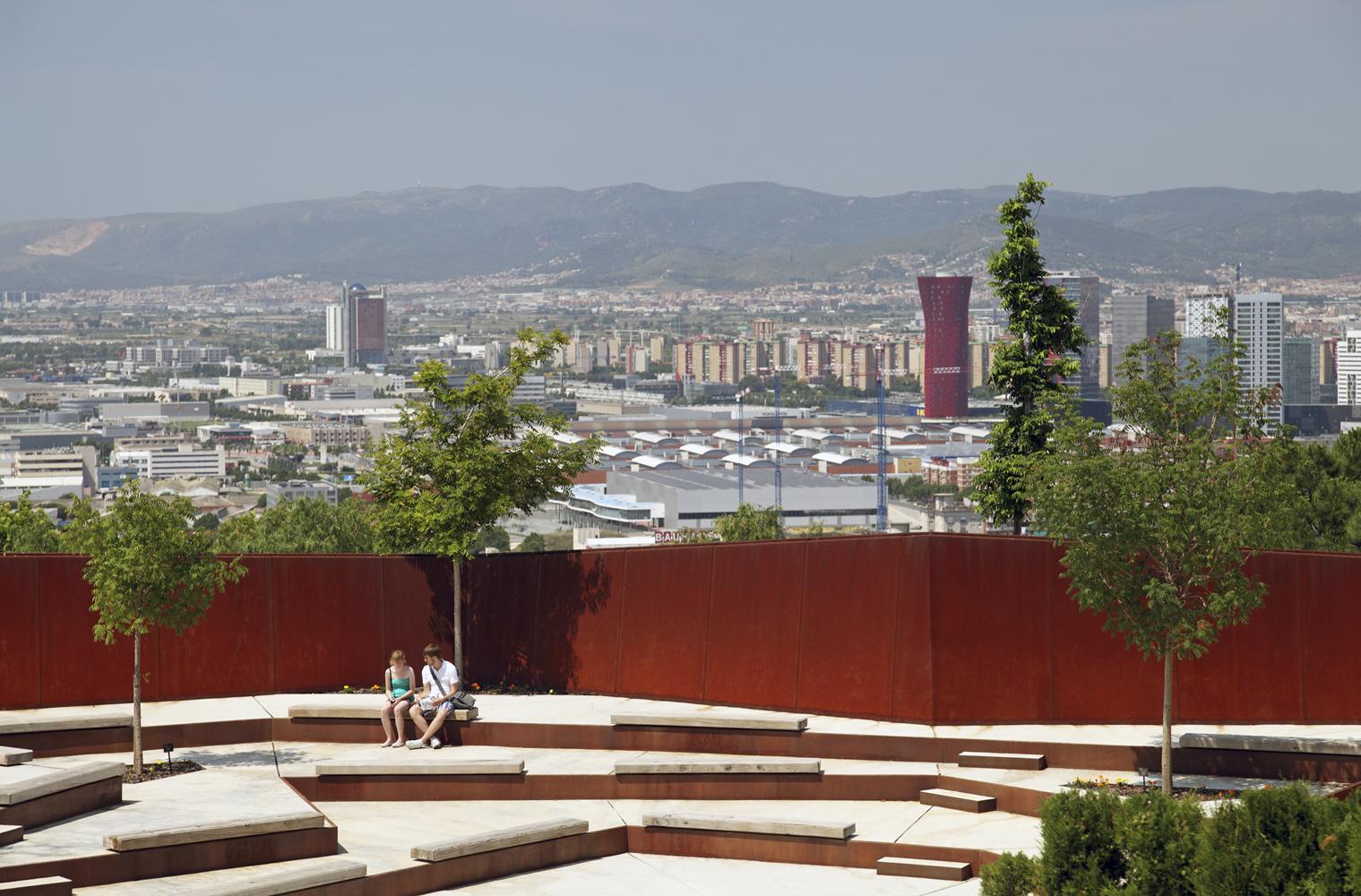 Jard n bot nico de barcelona marcela grassi - Jardines de barcelona ...